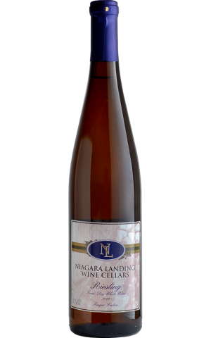 Niagara Landing Wine Cellars Riesling Semi-Dry  2012 / 750 ml.